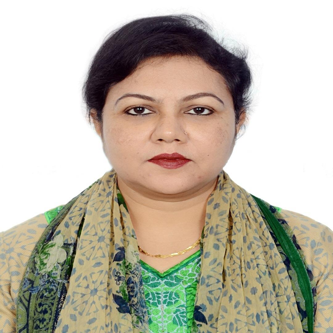 Ms. Sabina Alam