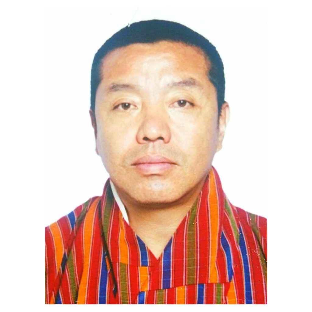 Mr. Tenzin Chophel